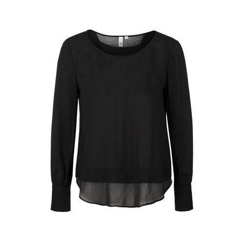 s.Oliver bluzka damska 38 czarna
