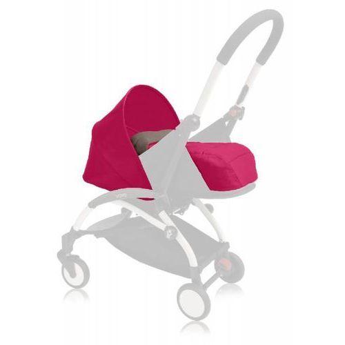 Babyzen Zestaw uzupełniający do gondoli yoyo 0+ różowy + darmowy transport! (3760222213721)