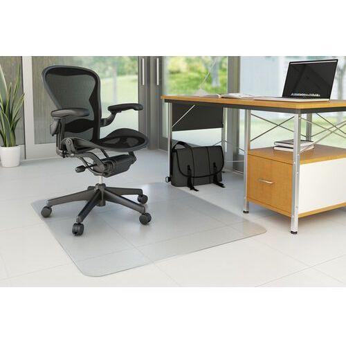 Mata pod krzesło , na podłogi twarde, 122x91,4cm, prostokątna marki Q-connect