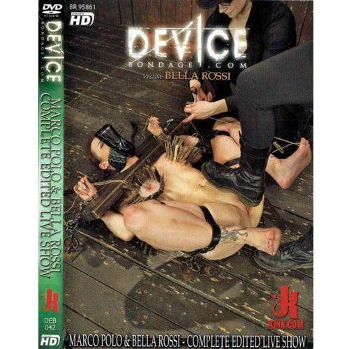 DVD-DEVICE Marco Polo & Bella Rossi-Complete Edited Live Show