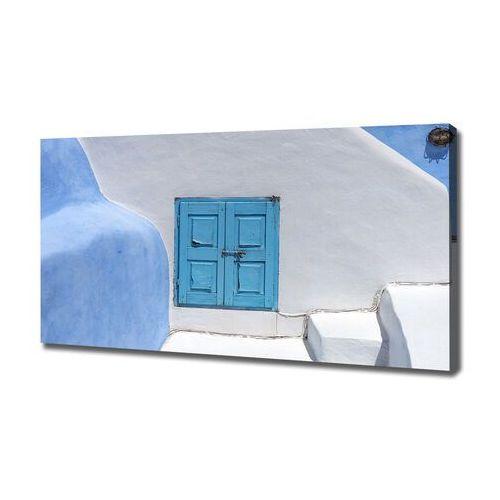 Foto obraz na płótnie Santorini Grecja