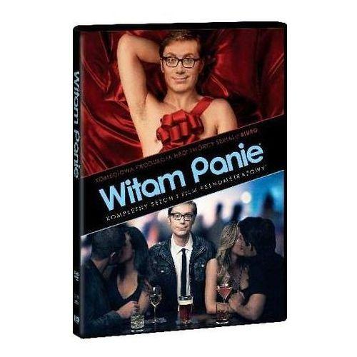 WITAM PANIE, SEZON 1 (3DVD) (7321910329795)