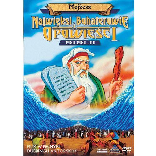 Praca zbiorowa Mojżesz - film dvd