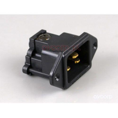 Furutech FI-33 (G) - gniazdo montażowe IEC (wysokoprądowe) - pozłacane