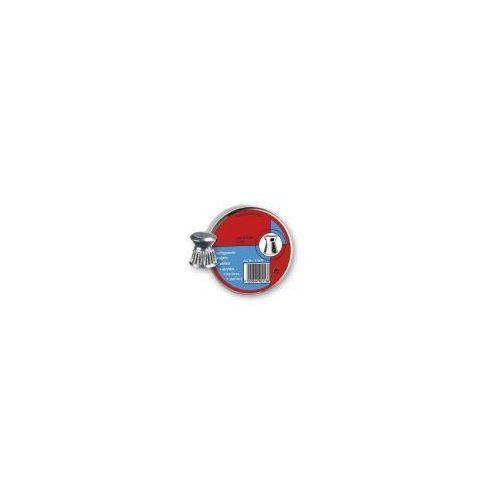 OKAZJA - Śruty diabolo płaskie moletowane 4,5mm – 500szt. od producenta Umarex-walther