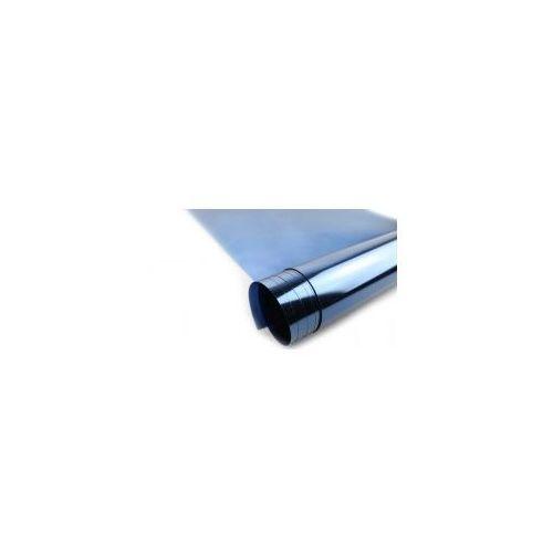 Folia okienna LUSTRO WENECKIE niebieska M20 XT( silver/blue) szer.1,52 m