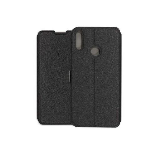 Huawei Y7 Prime (2019) - etui na telefon Wallet Book - czarny, ETHW840WLBKBLK000