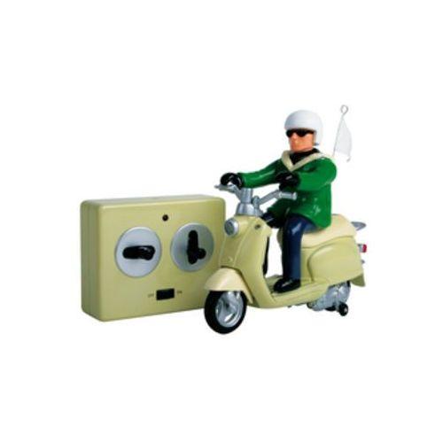 Gadgets.pl Retro motocykl zdalnie sterowany