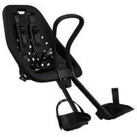 Thule - yepp Thule yepp mini fotelik rowerowy black na przód 12020101