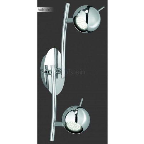 Trio 8180 lampa sufitowa Chrom, 2-punktowe - Nowoczesny - Obszar wewnętrzny - BOWIE - Czas dostawy: od 3-6 dni roboczych (4017807203059)