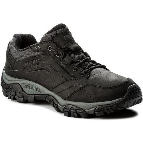 d726f338393dd Męskie obuwie sportowe · Trekkingi - moab adventure lace j91829 black marki  Merrell