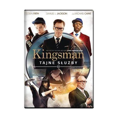 Imperial cinepix Kingsman. tajne służby (dvd) - vaughn matthew darmowa dostawa kiosk ruchu