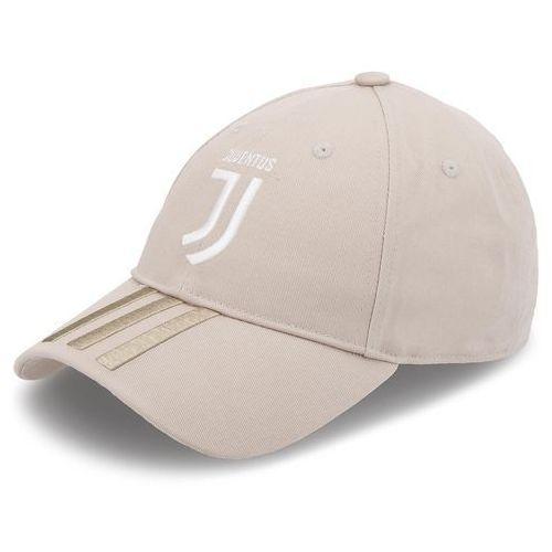 Czapka z daszkiem adidas - Juve 3S Cap DL8650 Sesame/Clay, kolor beżowy