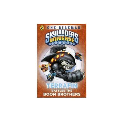 Skylanders Mask of Power: Terrafin Battles the Boom Brothers (9781409392552)