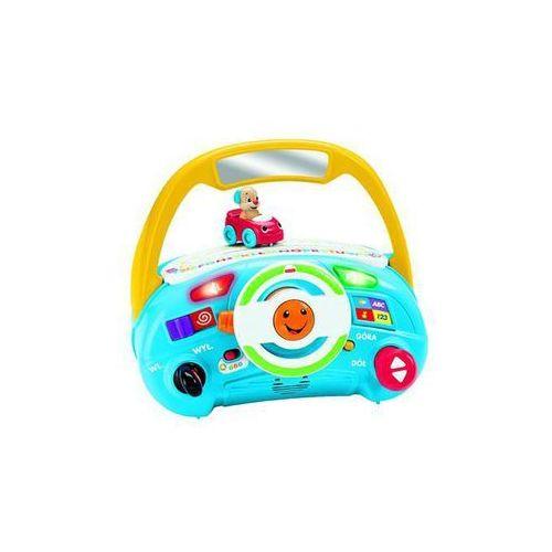 Fisher price ucz się i śmiej kierownica szczeniaczka wyprodukowany przez Mattel
