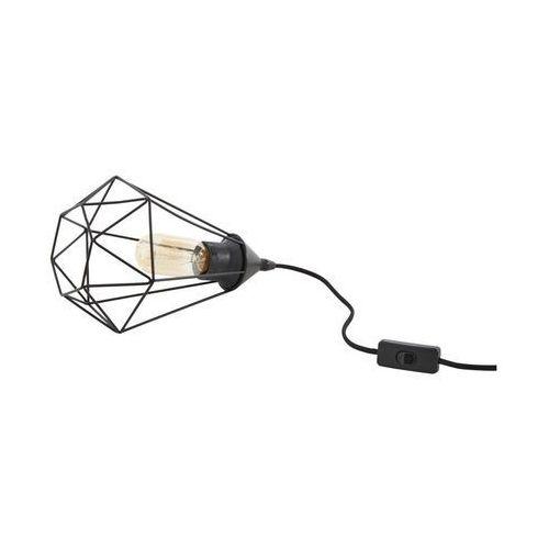 Lampa stołowa BYRON czarna E27 INSPIRE (3276006223102)