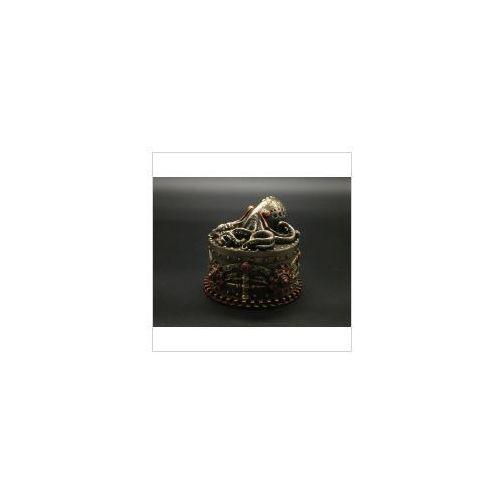 Veronese Steampunk ośmiornica sztatułka (wu76755a4)