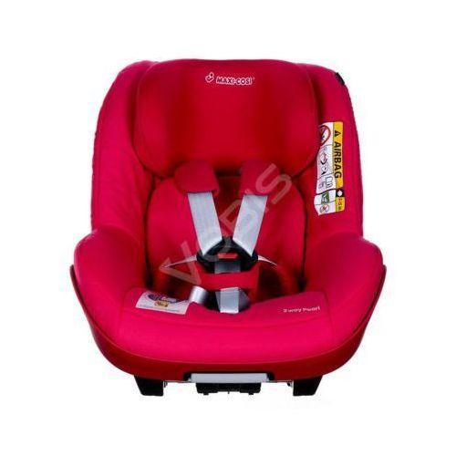 Fotelik samochodowy 2waypearl origami red (czerwony)- wysyłka dziś do godz.18:30. wysyłamy jak na wczoraj! marki Maxi-cosi