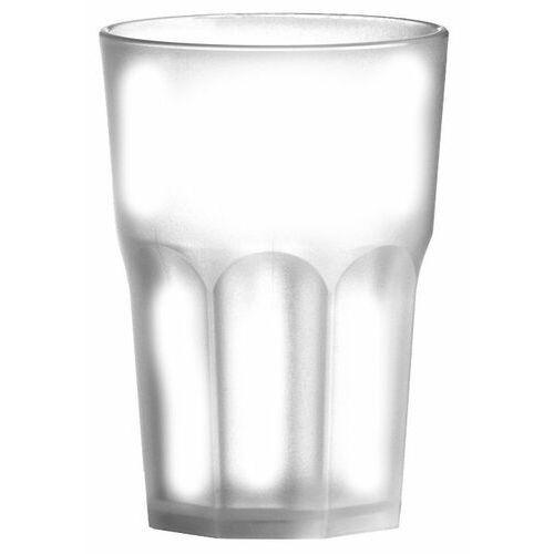 Szklanka z poliwęglanu | biała | 500ml marki Tom-gast