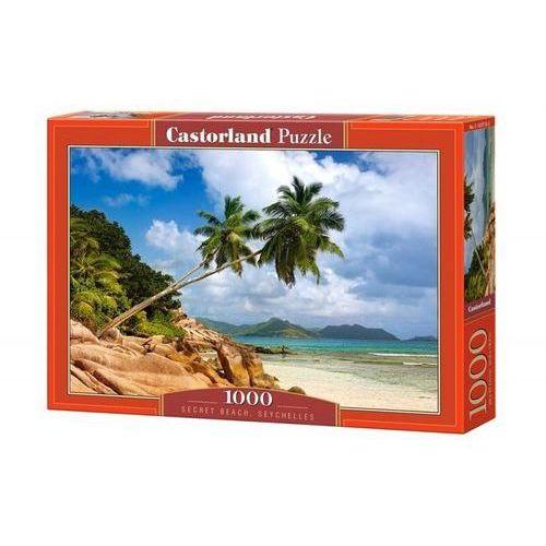 Puzzle 1000 Secret Beach, Seychelles - Castor OD 24,99zł DARMOWA DOSTAWA KIOSK RUCHU