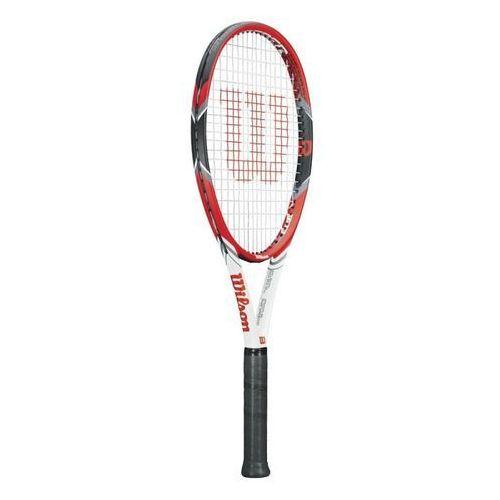 Rakieta tenisowa Wilson Feder Tour 105 WRT59000U z kategorii Tenis ziemny