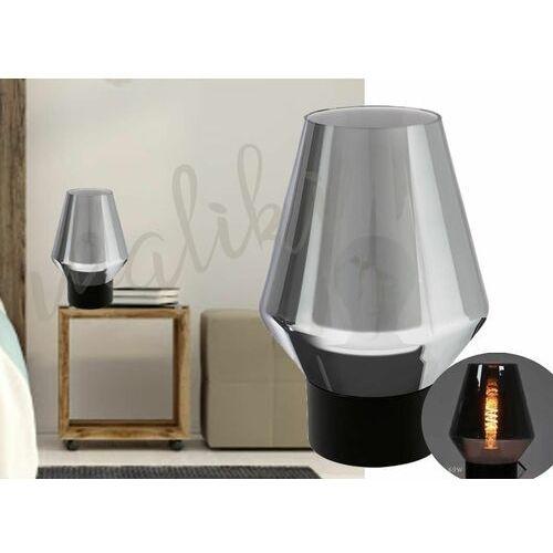 Eglo Lampa verelli 97635 stołowa nocna 1x60w e27 czarna