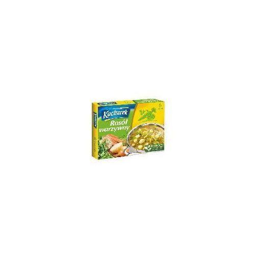 Prymat Kostka rosołowa rosół warzywny kucharek 60 g (5901135011075)