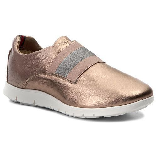 e4850871cfd11 Sneakersy TOMMY HILFIGER - Mico 5A1 FW0FW01416 Dusty Rose 502