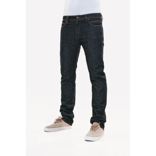 spodnie REELL - Skin Raw Blue (RAW BLUE) rozmiar: 31/34, kolor niebieski