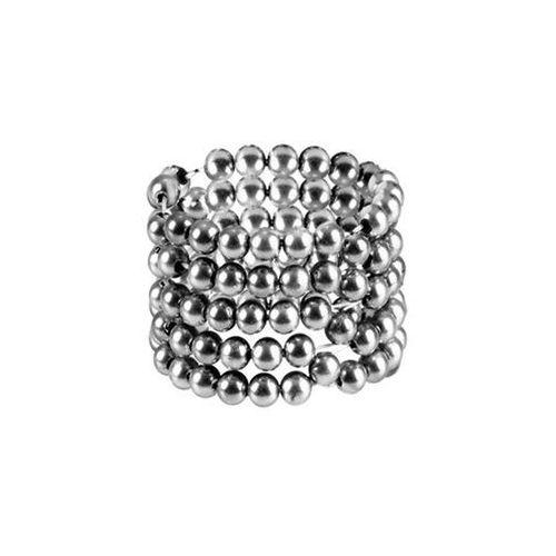 Pierścień na penisa z kuleczkami - Ultimate Stroker Beads