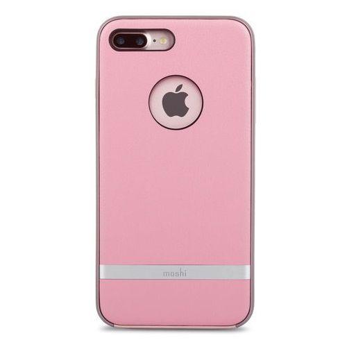Moshi napa etui obudowa iphone 8 plus / 7 plus (melrose pink)