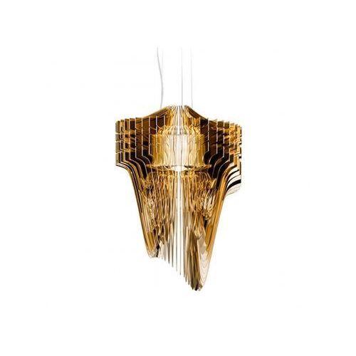 Lampa wisząca aria gold marki Slamp