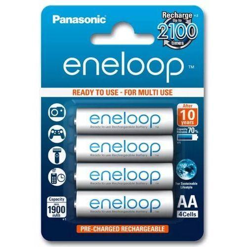Panasonic 4 x akumulatorki eneloop r6 aa 2000mah