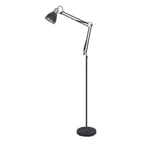 Lampa podłogowa Remiro 1 x 40 W E27 black, ML-HN3047 BL+S.NIC