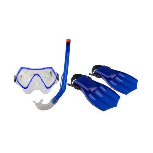 Waimea Zestaw do nurkowania dla dzieci - odcienie niebieskiego (8716404266844)