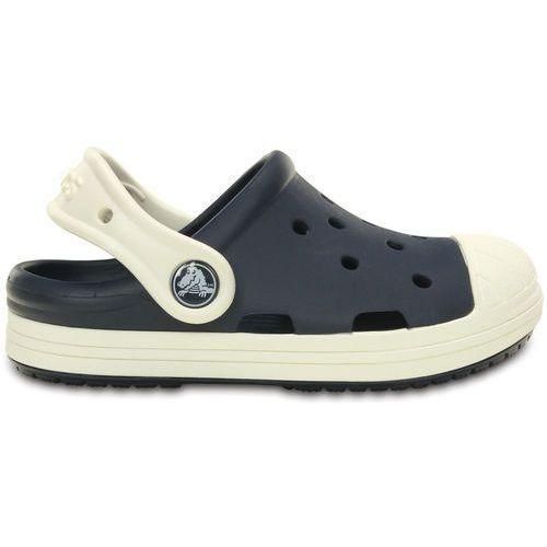 Crocs bump it sandały kąpielowe navy/oyster (0887350476460)