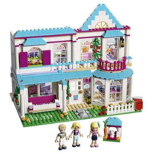 OKAZJA - LEGO Friends, Dom Stephanie, 41314