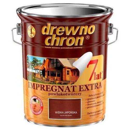 Drewnochron - impregnat, wiśnia japońska, 4.5 l (extra)