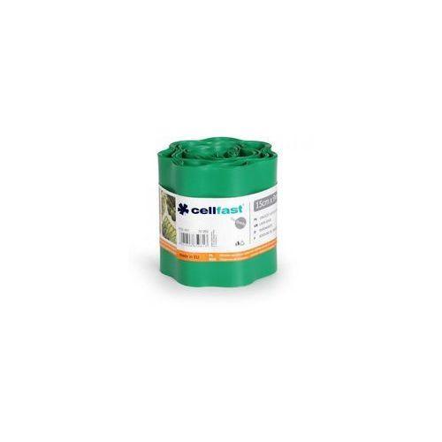 Obrzeże trawnikowe 900 x 15.7 cm zielone marki Cell-fast