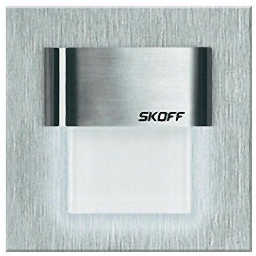 Skoff Tango mini ml-tm-k-w szlif/biała - oprawa led (5902626636616)