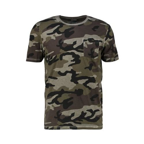 Jack & Jones T-shirt Zielony XL, 12109096