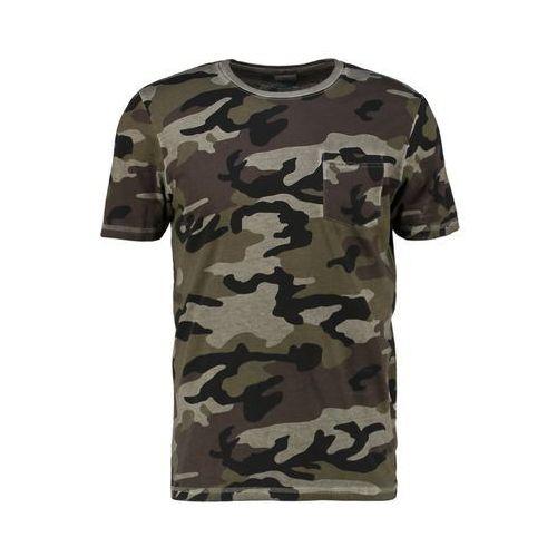 Jack & Jones T-shirt Zielony XL, bawełna