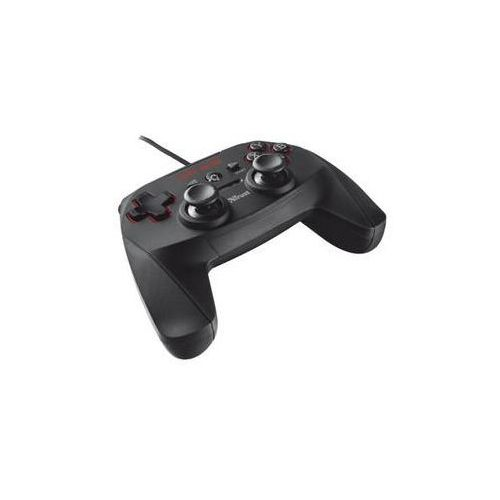 Trust Gamepad  gxt 540 wired pro pc, ps3 (20712) czarny