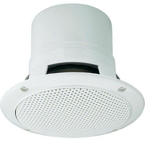 Głośnik sufitowy pa do zabudowy  edl-204, 100 - 18 000 hz, 100 v, kolor: biały, 1 szt. marki Monacor