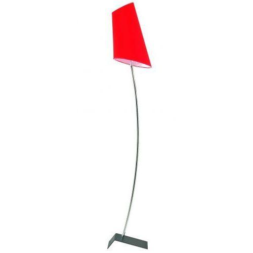 Lampa podłogowa victoria czerwona marki Lampex