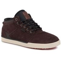 Sneakersy - jefferson mtw 4101000483 brown/tan/orange 223 marki Etnies