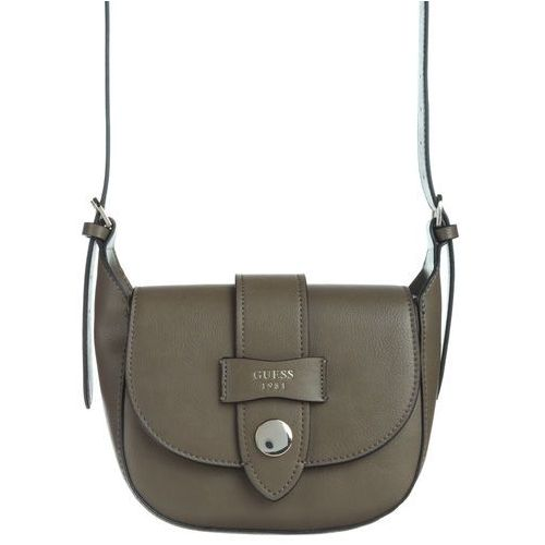 Guess shane mini handbag zielony uni