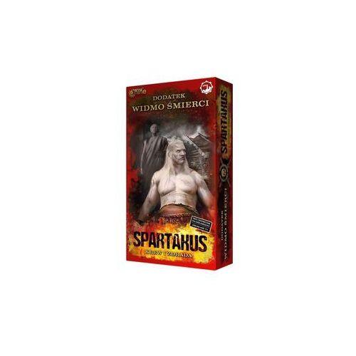 OKAZJA - Spartakus: krew i zdrada - widmo śmierci marki Games factory publishing