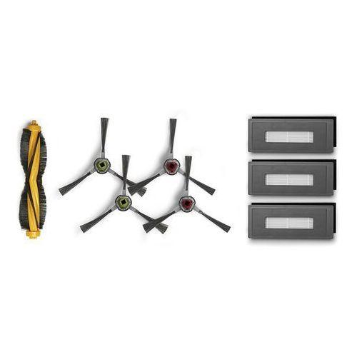 Robot odkurzacz - szczotki boczne 4 szt.,szczotka główna, 3 x filtr, dg3g-kta do ecovacs ozmo 930 marki Ecovacs