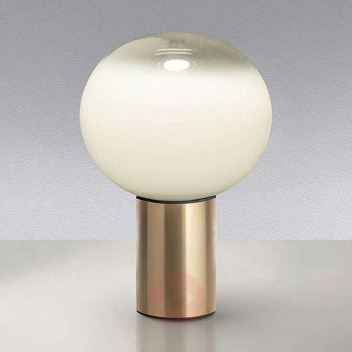 Artemide laguna 16 lampa stołowa, mosiądz (8052993044716)